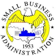 Small business administrator logo